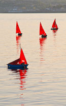 Becalmed Mirrors
