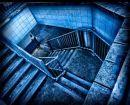 Grungy Stairwell
