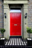 Manse Front Door
