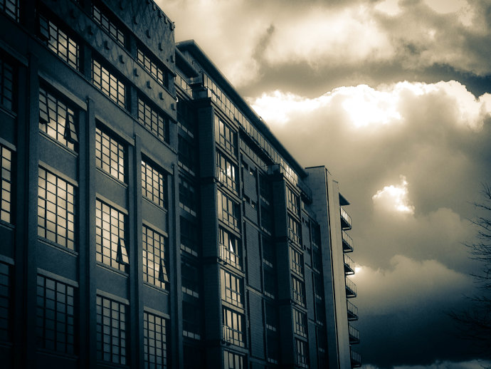 Templeton Building 1, Glasgow.