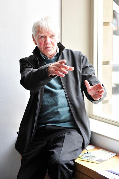Historian Ian Scott