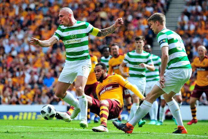Celtic FC v Motherwell FC, Scottish Cup Final