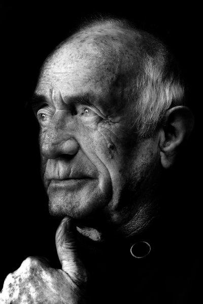 Poet Walter Jarvie