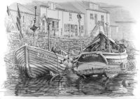 BOATS IN THE BECK