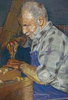BILLY MANSHIP, STAITHES BOAT-MAKER