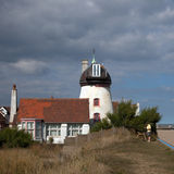 Converted Fort Green Windmill at Aldeburgh