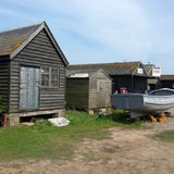Fishermans Sheds at Southwold 1