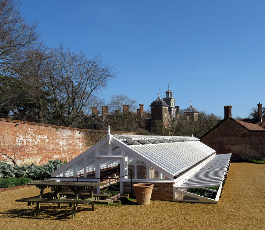 Greenhouse at Blickling Hall 1