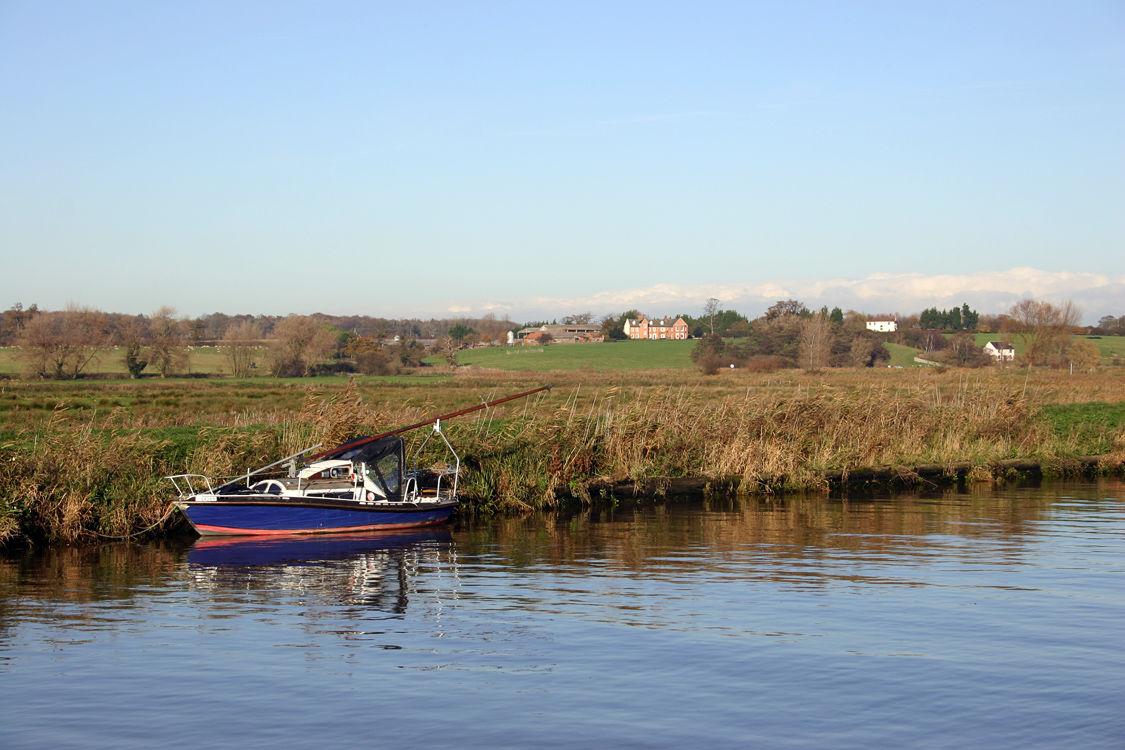 Riverside near Beccles