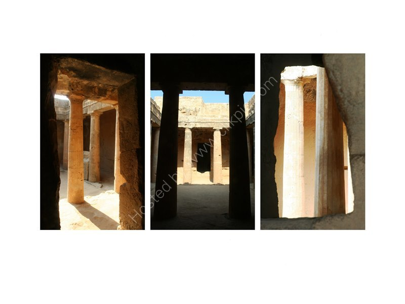 Paphos Tomb of Kings