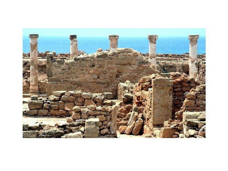 Paphos Ruins