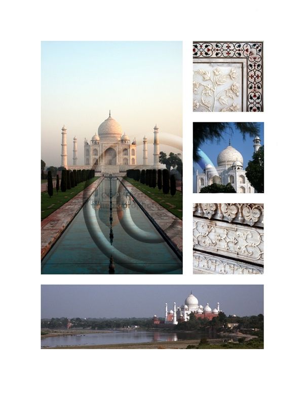 (2) Taj Mahal West