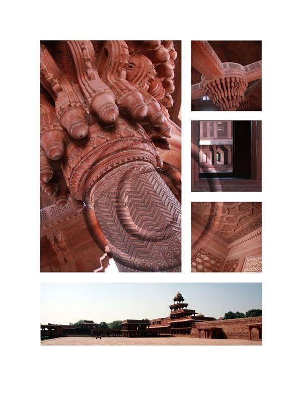 (4) Fatehpur Sikri (Deserted City) II
