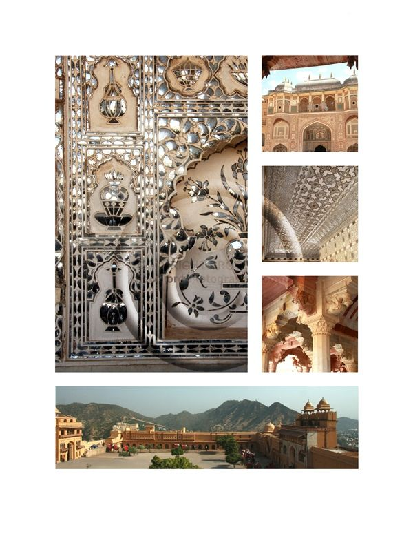 (5) The Amber Fort II