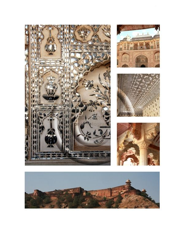 (6) The Amber Fort I