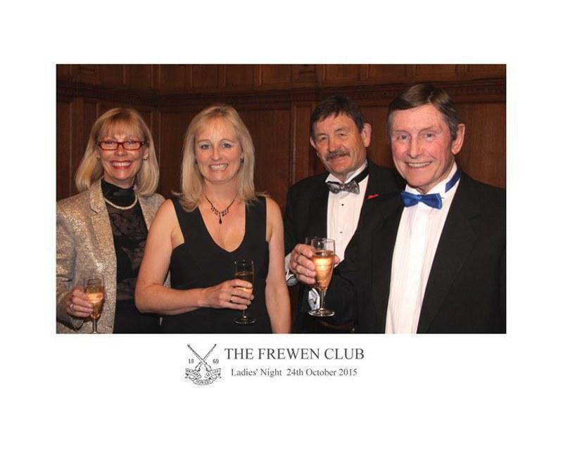 THE FREWEN CLUB, LADIES DINNER 2015