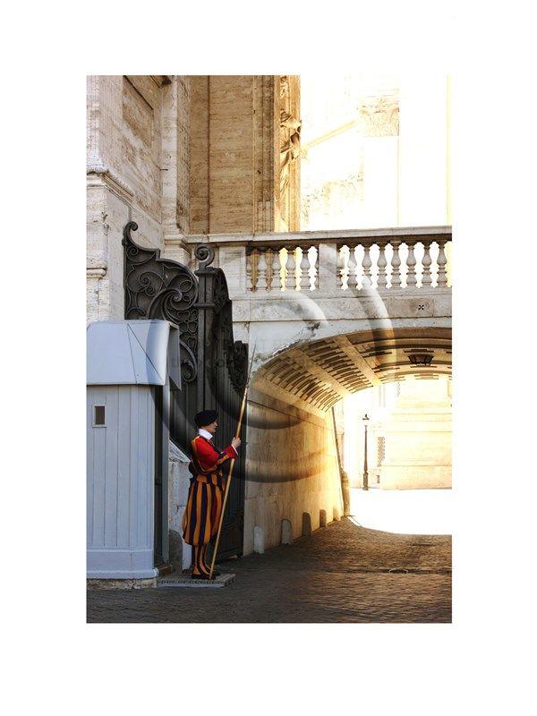 ITA Guard Vaticano