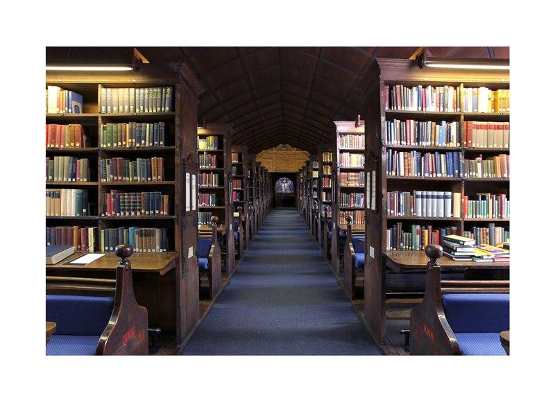 LIBRARY Corpus Christi College