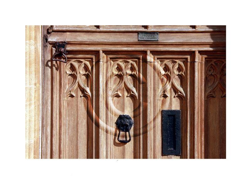 OXF ChCh Alice's Door
