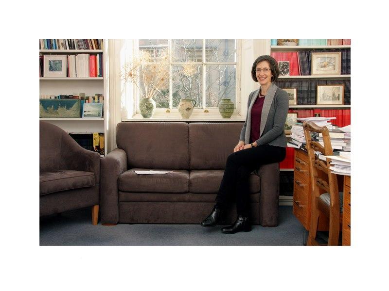 Professor Lucia Zedner.