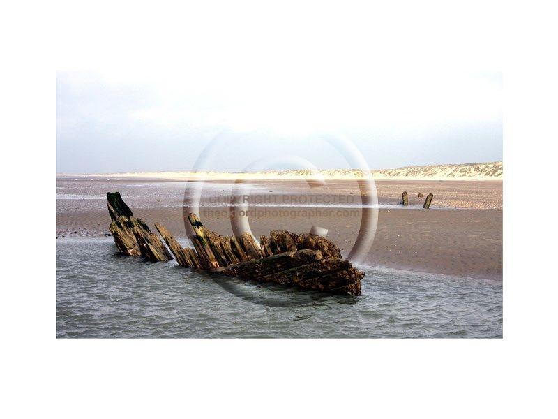 SUS Timber Wreck