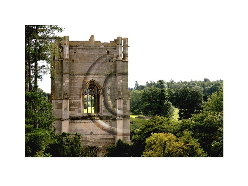 YKS Fountains Abbey Tower