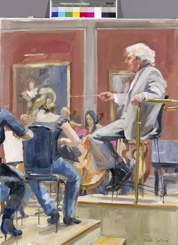 Sir Colin Davis conducting.(SOLD)