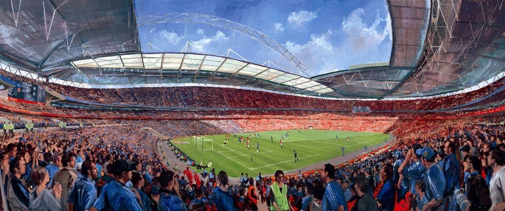 Wembley Triptych