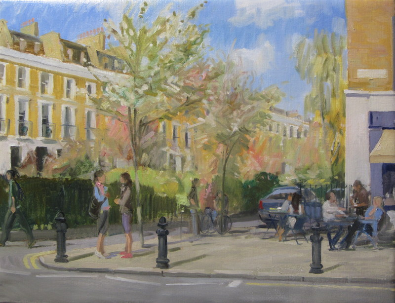 King's Road, Spring (SOLD)