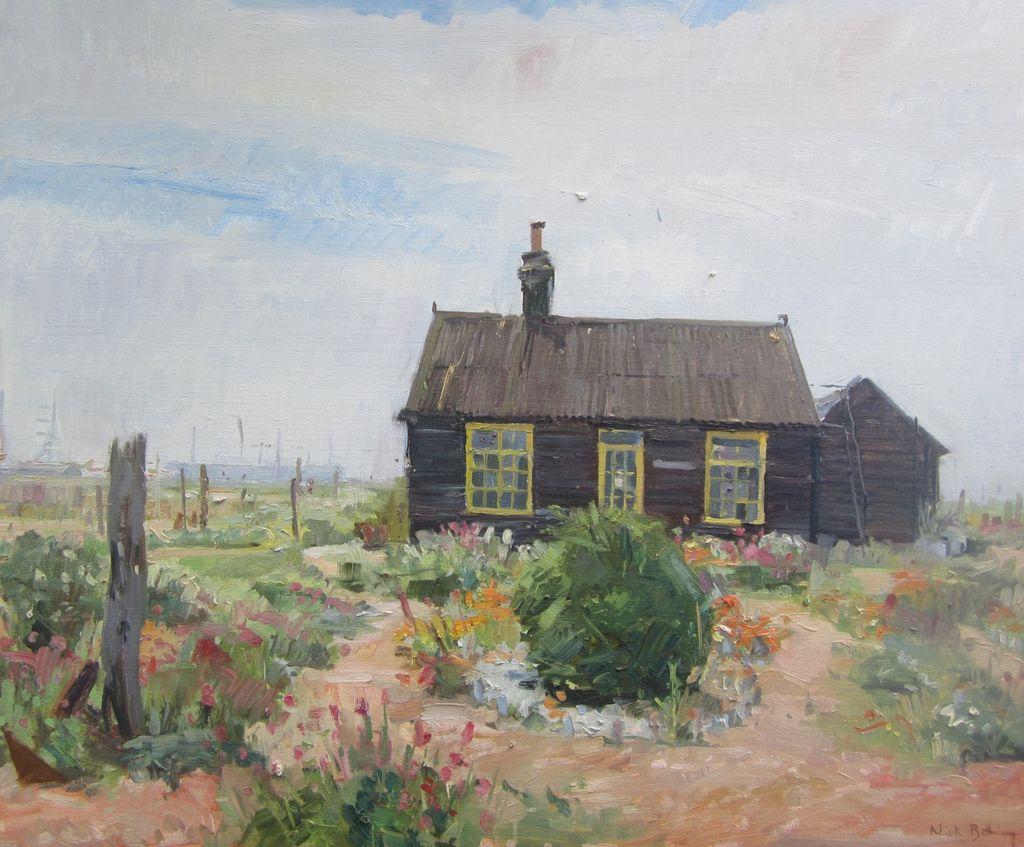 Derek Jarman's Garden (FOR SALE)