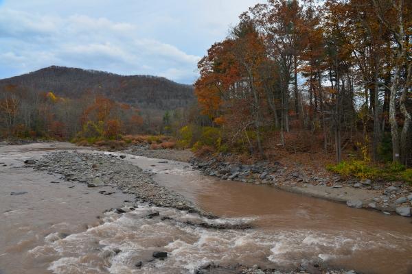 Esopus Creek, Nr Woodland Valley, Appalachians