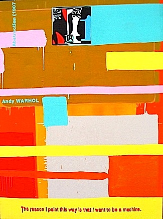 Abstraction 95x125cm (2003)