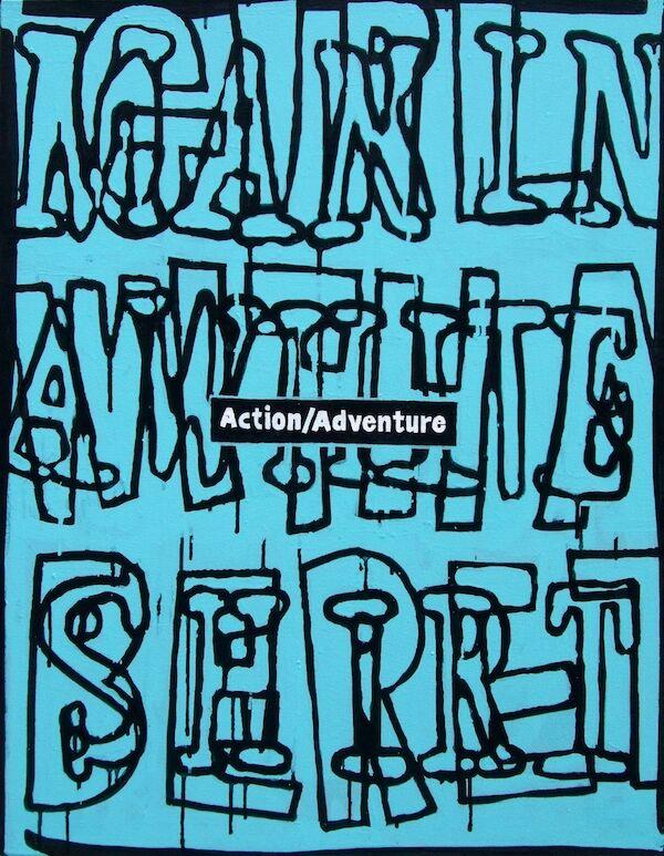 Action/Adventure 66x86cm (2020)