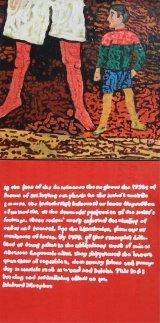 Bonjour, M. Courbet  47x94cm  (2017)