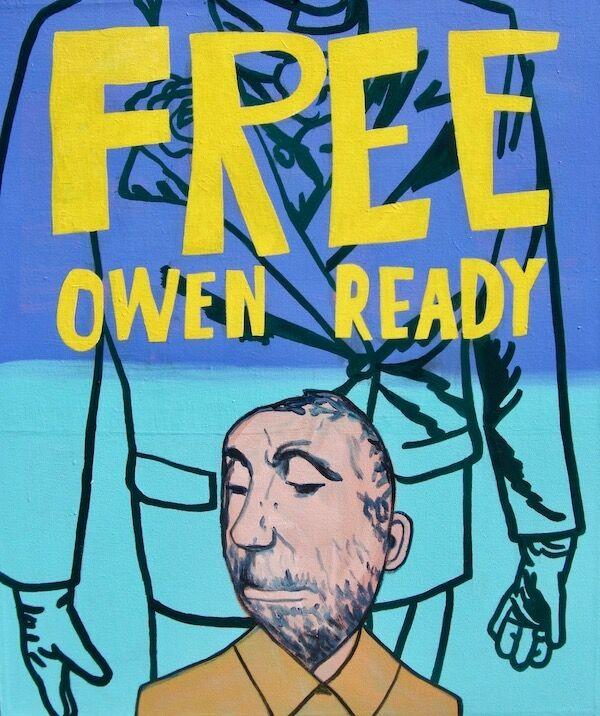 Free Owen Ready 68x93cm (2020)