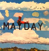Mayday (Disaster Series)  78x78cm  (2018)