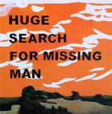 Missing Man (Disaster Series)  44x44cm  (2018)