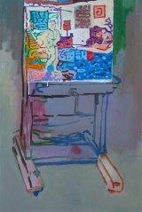 Fake Painting  61x92cm  (2014)