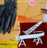 Il Fait Chaud  80x80cm  (2013) SOLD