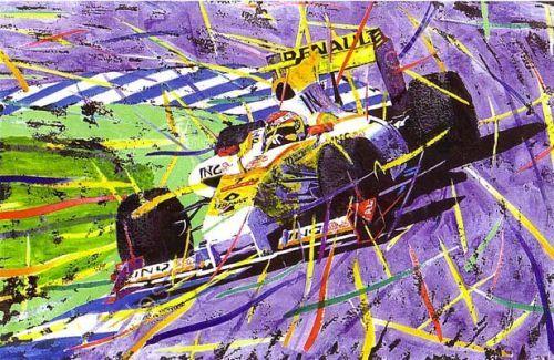 Alonso 2005(43cm x 28cm)