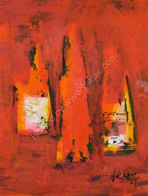 Bottles (16cm x 22cm)