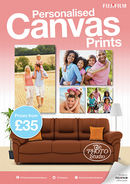 Fujifilm Canvas Prints Poster (A2)
