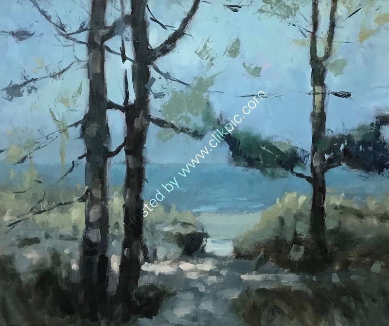 Dappled Light ( Holme Sands )