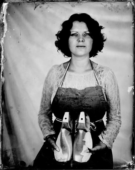 Emily Dooley - shoemaker