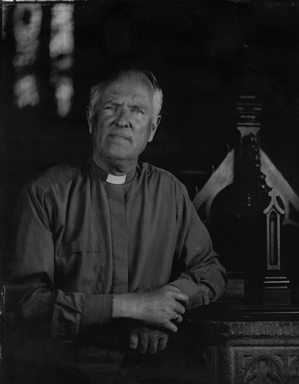 Rev Simon Falkner