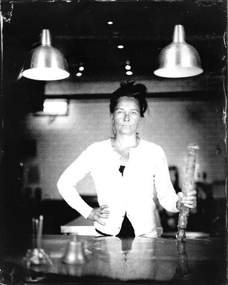 Marlene Grauland - Landlady