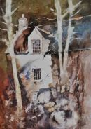 Cottage in the Woods(after John Blockley)