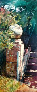 Garden Steps, Godolphin