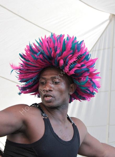 Brisfest dancer