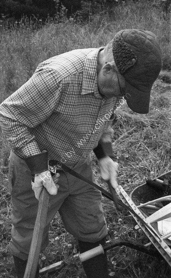 scythe sharpening